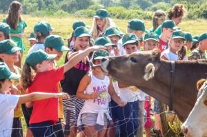 A contatto con il mondo rurale