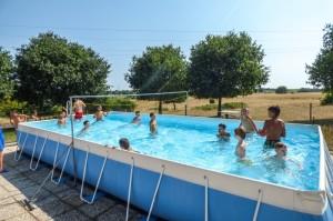 Pomeriggi in piscina