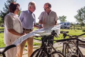 Mappe e biciclette