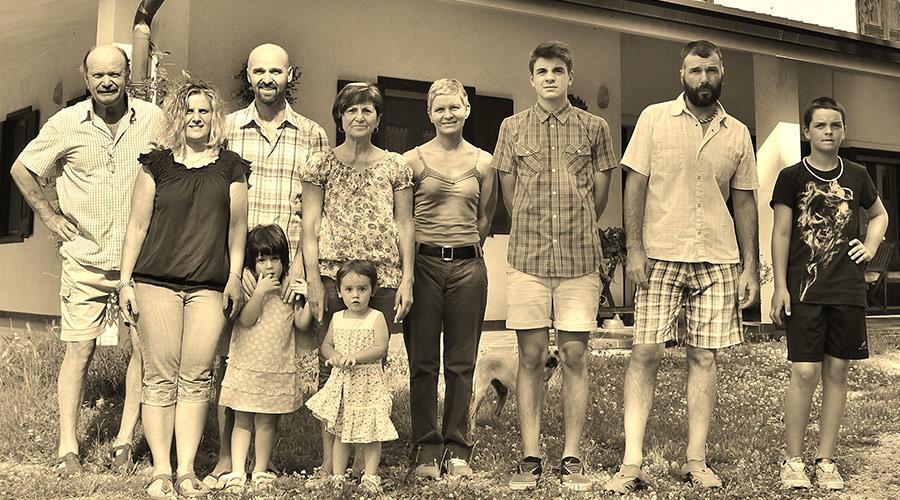 famiglia Samsa giorni d'oggi