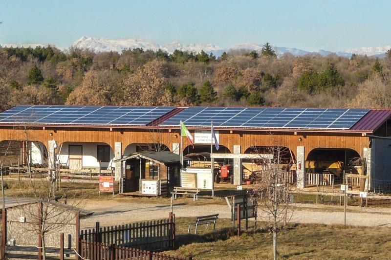 impianto fotovoltaico 26 Kw