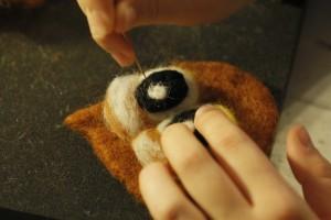 laboratorio lana-feltro